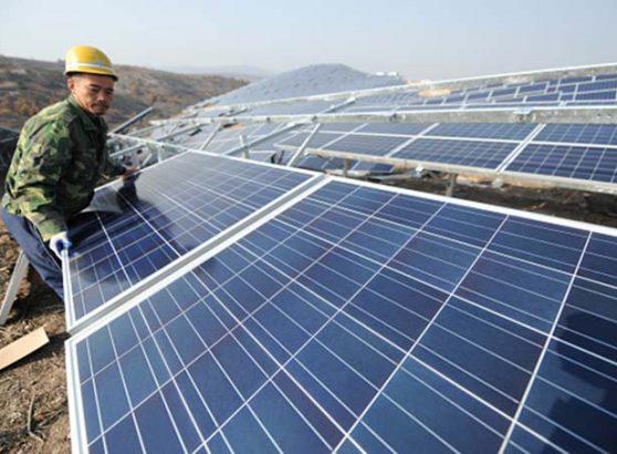 Energia Elétrica na China